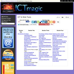 ICT & Web Tools