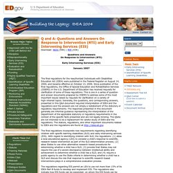 IDEA - Building The Legacy of IDEA 2004