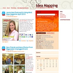 Idea Mapping Success Blog