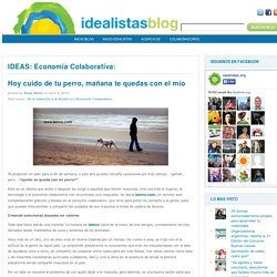 as Blog » Economía Colaborativa