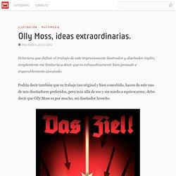 Olly Moss, ideas extraordinarias.