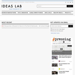 Ideas Lab | Made Possible by GE
