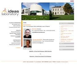 IDEAs laboratory -