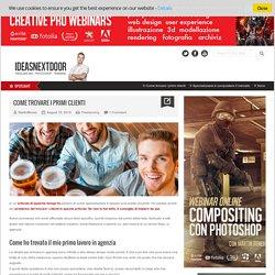 ideasnextdoor.com Come trovare i primi clienti - ideasnextdoor.com