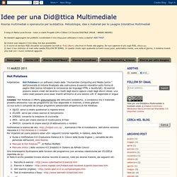 Idee per una didattica multimediale