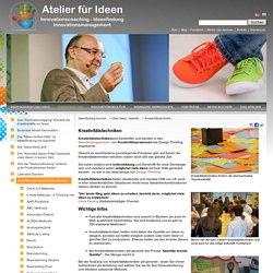 Kreativitätstechniken und Ideenfindung für mehr Ideen - Ideenfindung DE