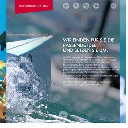ideenmanufaktur – Kommunikations- und Kreaktivagentur aus Berlin