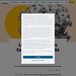 Les idées claires sur le Covid-19: ladangerosité duvirus