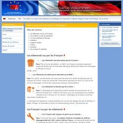 Idées reçues sur la France et l'Allemagne