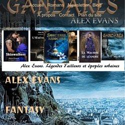 36 idées de roman - Romans d'Alex Evans