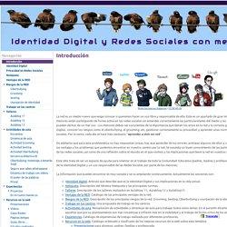 Taller de ID y Redes Sociales