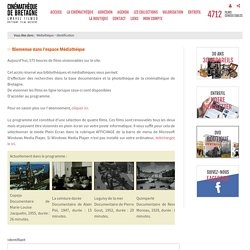 Identification - Cinémathèque de Bretagne - Gwarez Filmoù - Brittany Film Archives