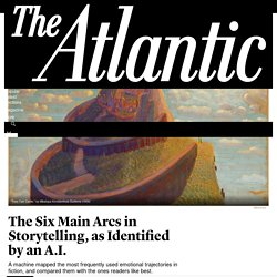 The Six Main Stories, As Identified by a Computer - The Atlantic