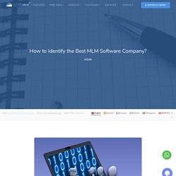 Best MLM Software Company - Cloudmlmsoftware.com