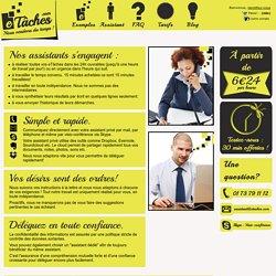 Identité : Votre assistant privé à distance se présente - eTâches.com
