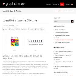 Identité visuelle Sixtine - Agence de Communication Paris Lyon