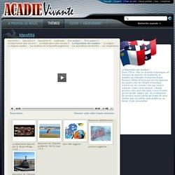 Acadie Vivante - Identité - La Déportation des Acadiens