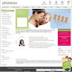 Photo d'identité à imprimer au bon format - PhotoBox
