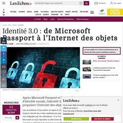 Identité 3.0 : de Microsoft Passport à l'Internet des objets, Le Cercle