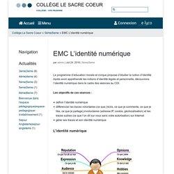 EMC L'identité numérique