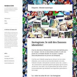 Identité numérique – MABUCOM