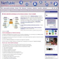 ID numérique sur les RSN (cours)
