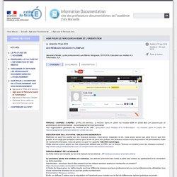 Séance LP 3 : Identité numérique et réseaux sociaux