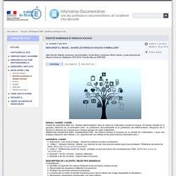 Identité numérique et Internet responsable