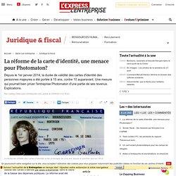 La réforme de la carte d'identité, une menace pour Photomaton?