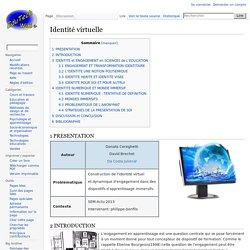Identité virtuelle