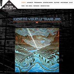 Identité visuelle Trans 2015
