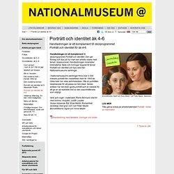 Porträtt och identitet åk 4-6 - Nationalmuseum