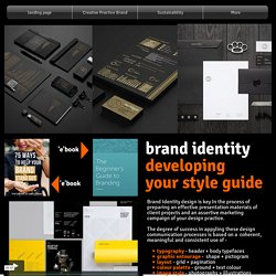 Brand Identity for the Design Practitioner