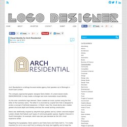 Visual Identity for Arch Residential - Logo Designer
