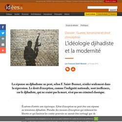 L'idéologie djihadiste et la modernité