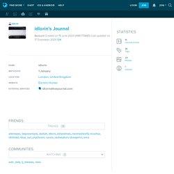 idlorin - Profile