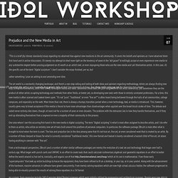 Idol Workshop