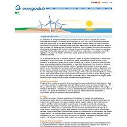 energia idroelettrica, impatto ambientale