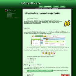 IE NetRenderer - NICOpenSource