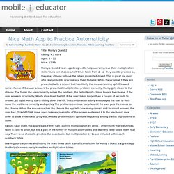 Mobile iEducator