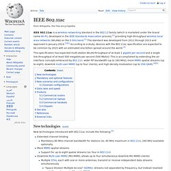 IEEE 802.11ac