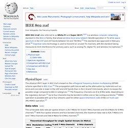 IEEE 802.11af