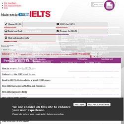 IELTS mobile apps