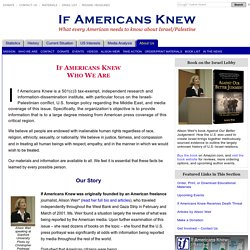 If Americans Knew - Who We Are
