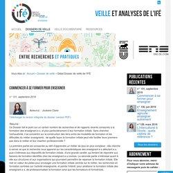 Ifé - Veille et analyses