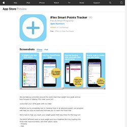iFlex Smart Points Tracker on the AppStore