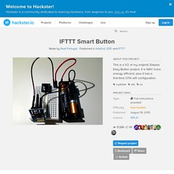 IFTTT Smart Button