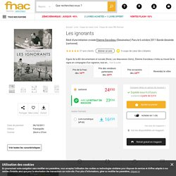 Les ignorants - cartonné - Etienne Davodeau