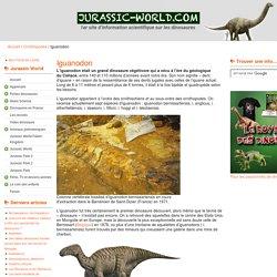 Iguanodon : article sur ce dinosaure