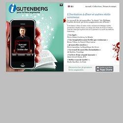 iGutenberg - Livres augmentés